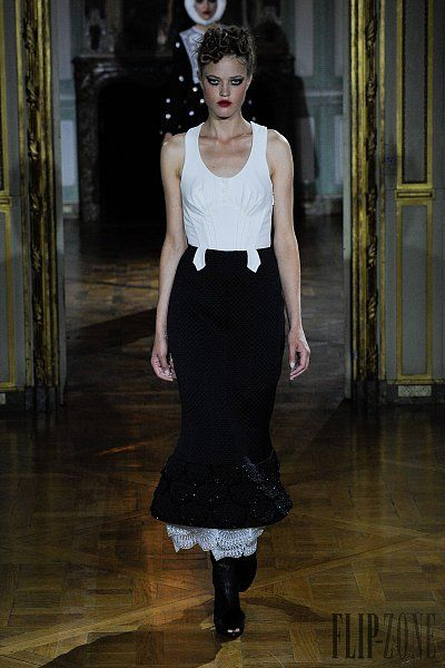 Ulyana Sergeenko Fall-winter 2015-2016 - Couture