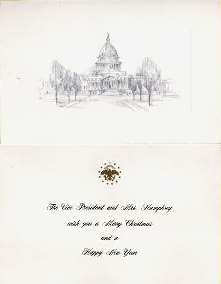 Senator Margaret Chase Smiths birthday was December 14 – Birthday Card from the President
