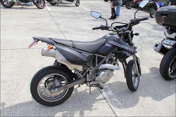2014 Street motorcycle in Japan- Kawasaki D-Tracker125- ROADRIDER JAPAN