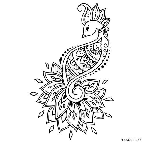 Pin By Sue2006 Designs On Festival Decoration Ideas Henna Drawings Flower Pattern Drawing Paisley Art