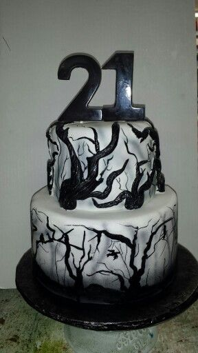 Cool Fondant Birthday Cakes