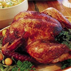 Thanksgiving Recipes | Deep-Fried Turkey Recipe | MyRecipes.com