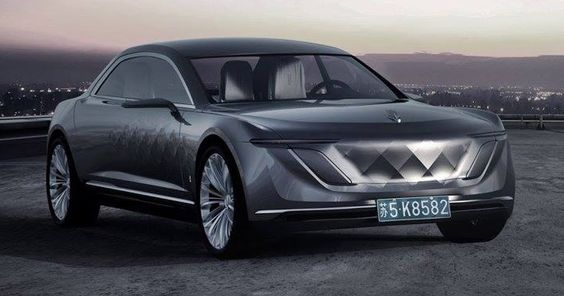 Varsovia Concept Is Poland's Idea Of A Luxury RE Electric Sedan #Concepts #Electric_Vehicles