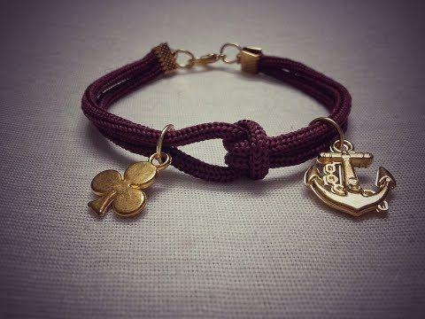 اسورة مميزه ومختلفه جدا اعمليها بنفسك فى اقل وقت اساور الصداقة Diy Bracelets Youtube Accessories Bracelets Leather Bracelet Wrap Bracelet