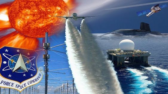 OPERATION CLOVERLEAF: The Most Dangerous Weapons Testing Program In World History Chemtrails: Aerosol and Electromagnetic Weapons in the Age of Nuclear War by Amy Worthington North Am…