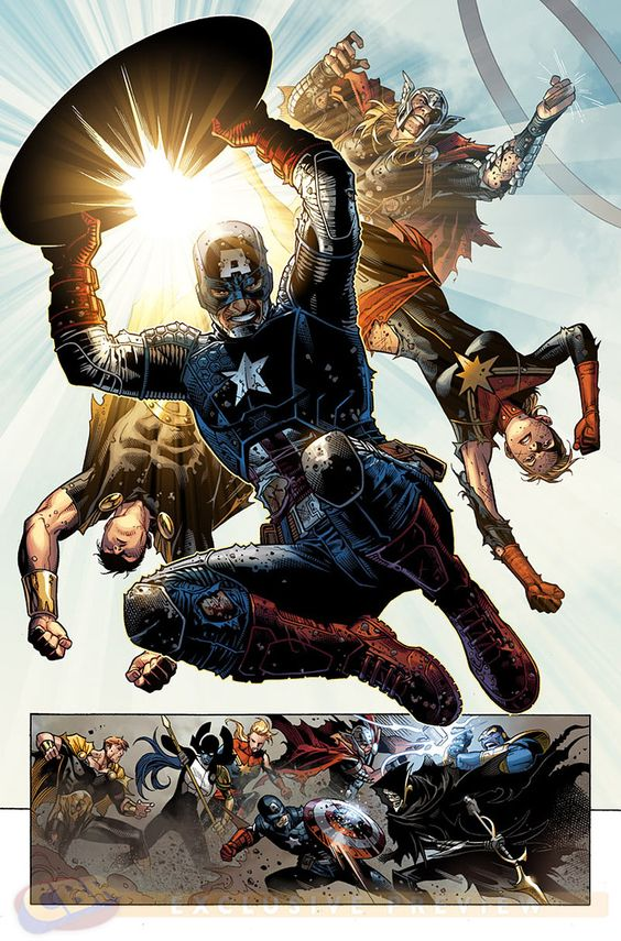 Infinity page by Jimmy Cheung