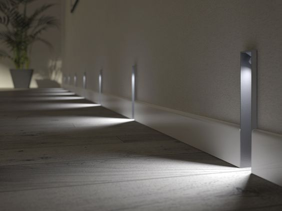 LED Built-in lamp ELEMENT | Segnapassi - Metal Spot