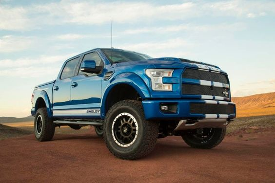 Shelby Truck