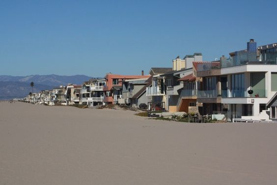 Hollywood Beach, Oxnard, Best Central California beaches, Ventura County beaches