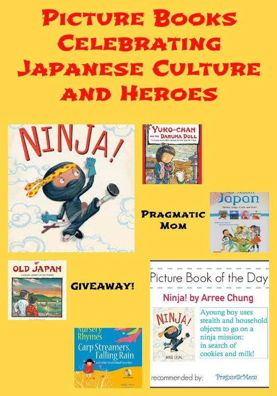 japanese heroes picture book of the day and giveaway the o 39 jays culture and pictures. Black Bedroom Furniture Sets. Home Design Ideas