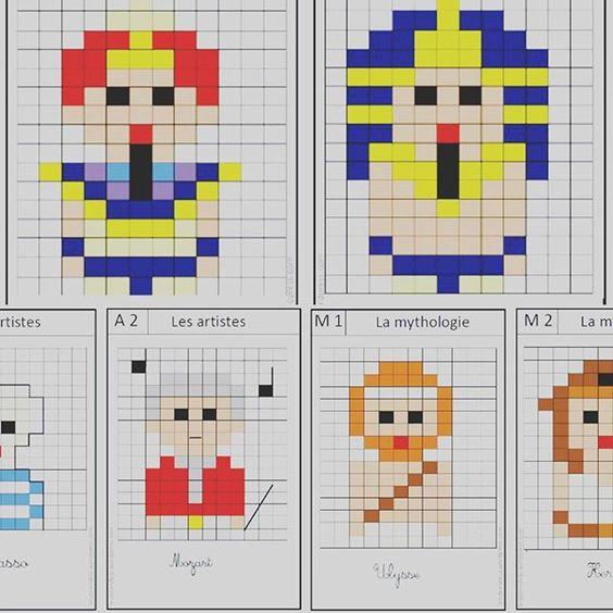 pixel art histoire