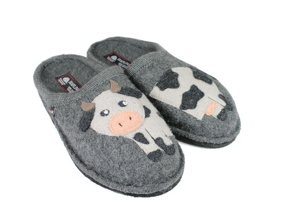 Haflinger Molly Slippers | Something For Me http://goo.gl/x9Xfei
