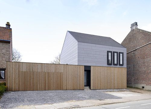 AST 77 Architecten — Private House Renovation