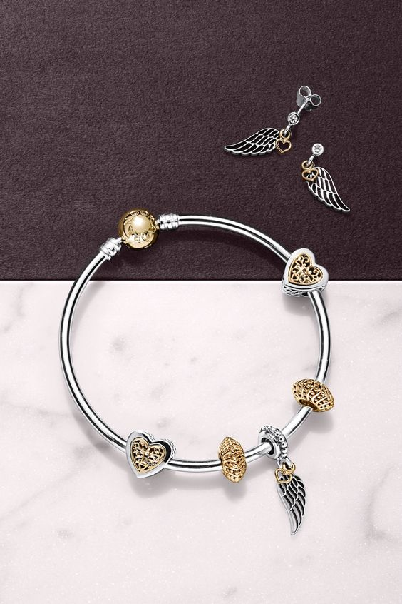 Pandora Wing Charm Meaning