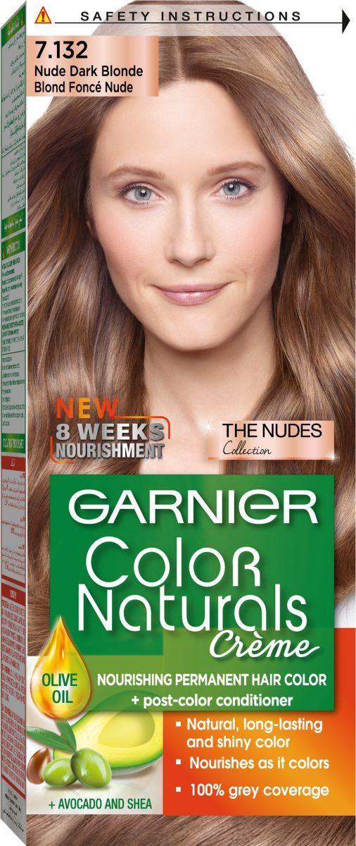 صبغة الشعر غارنييه اشقر غامق Color Conditioner Permanent Hair Color Hair Color