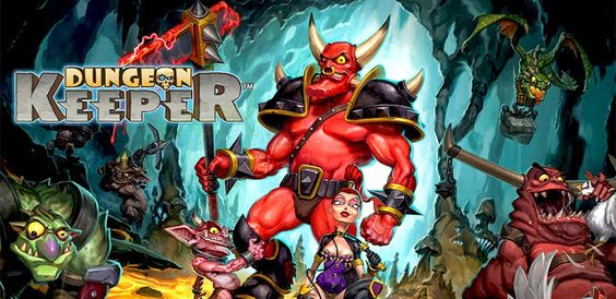 Dungeon Keeper v1.0.33 APK Free Download - APK Classic