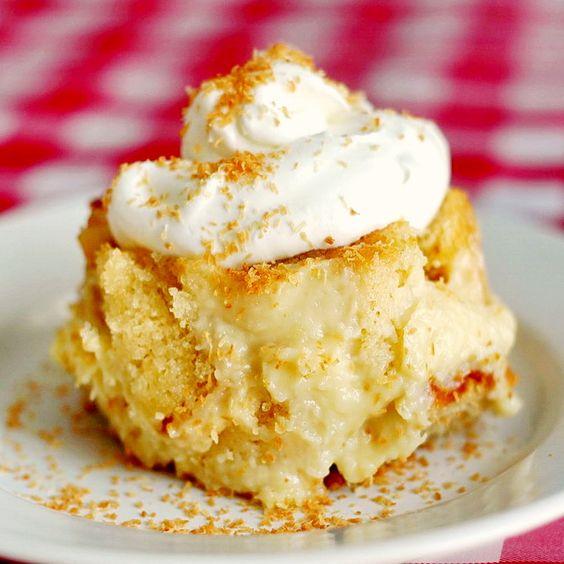 recipe food coconut cream pies vanilla cake coconut rum cream pies ...