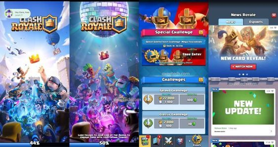 Download And Install Clash Royale 3 2 0 Mod Apk For Android The