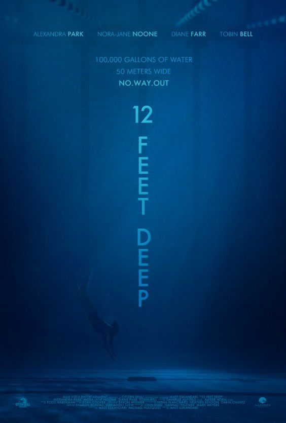 12 Feet Deep (HDRip)