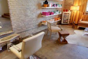 Brick Salon.