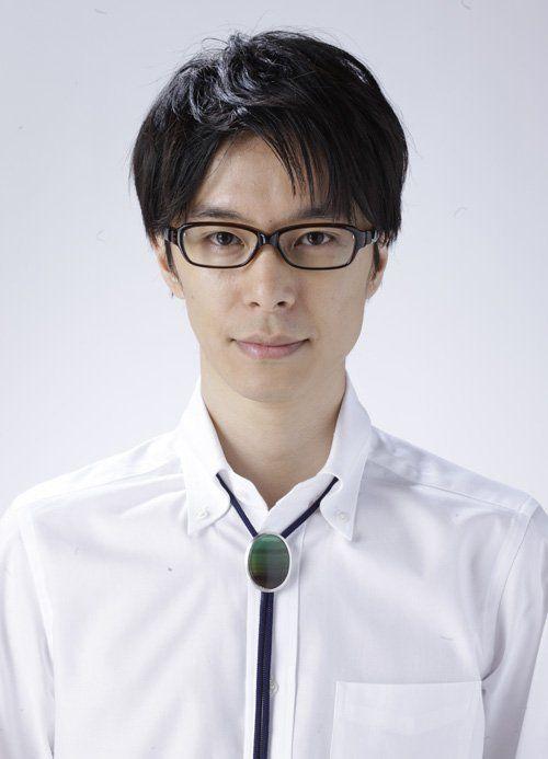 白シャツと長谷川博己