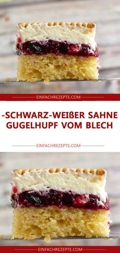 Schwarz Weisser Sahne Gugelhupf Vom Blech Schokoladenkuchen Rezept Blechkuchen Rezepte Gugelhupf
