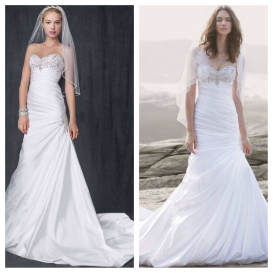 Tried this one a few months ago. Love it, one of my favs #weddingdress