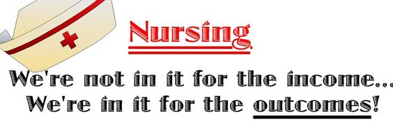 Nursing Outcomes. #nurses