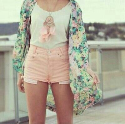 Love the pastel colours!