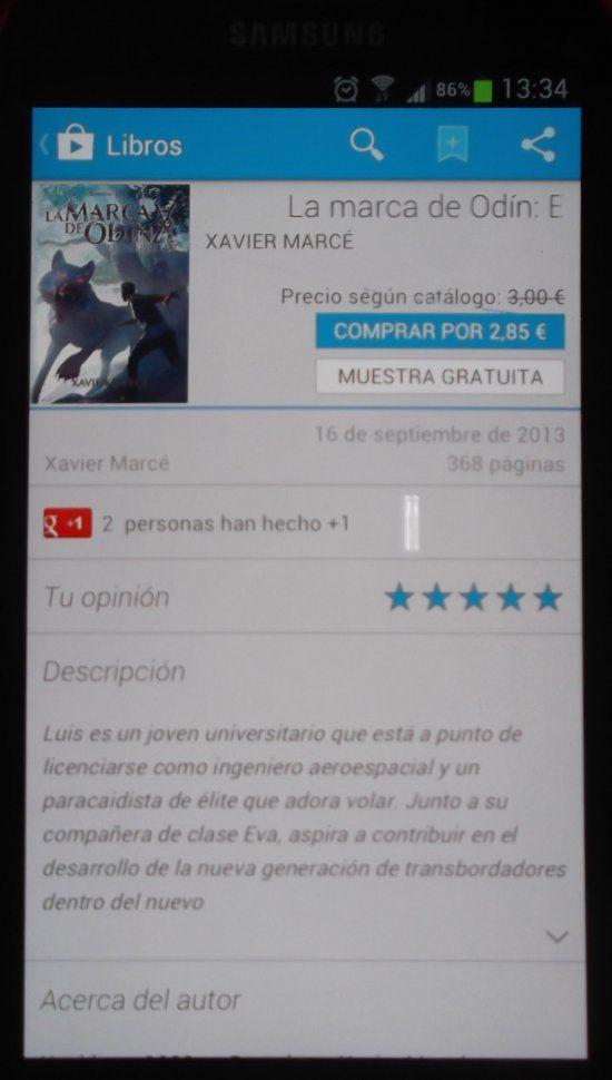 La marca de Odín: El despertar ya se puede adquirir desde Google Play y #Android