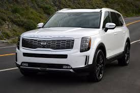 2020 Kia Telluride First Test Review Big Boxy And Actually Cool In 2020 Kia Telluride Test Review