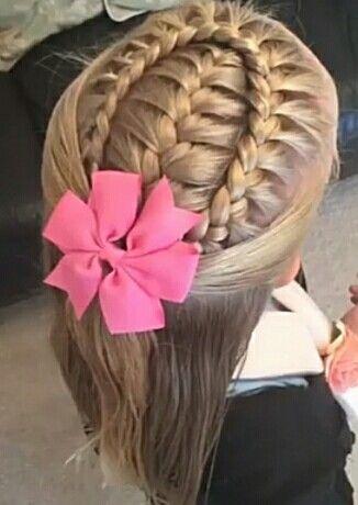 20 Peinados Con Trenzas Para Ninas Muy Hermosos Los Amaras Todos
