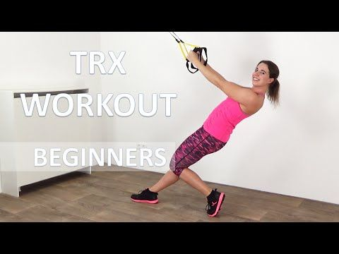 10 minute trx workout for beginners  effective bodyweight