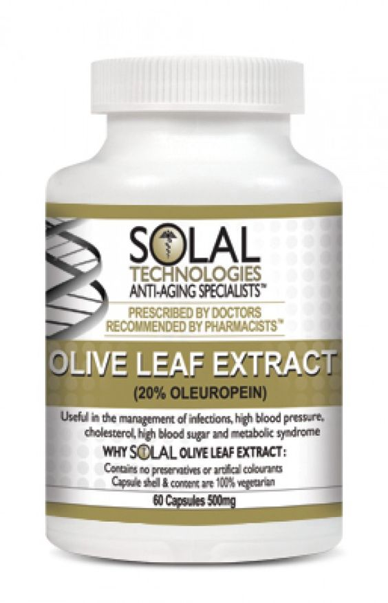 Solal Olive Leaf Extract