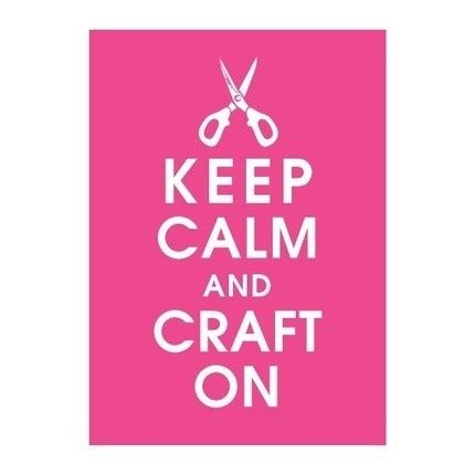 That's where the calm is! I put it in the craft room!!