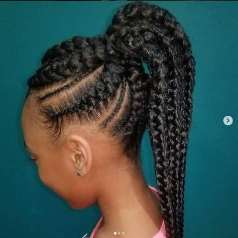 31 Box Braids For Kids 2019 Perfect Styles With Detailed Guide Mr Kids Haircuts Braided Hairstyles Box Braids Hairstyles Kids Box Braids