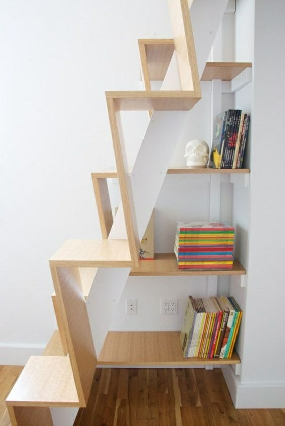 super kreative platzsparende treppe im hause raumspartreppen pinterest. Black Bedroom Furniture Sets. Home Design Ideas