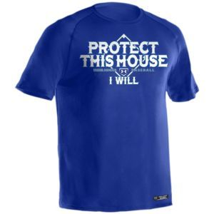 Under Armour Protect This House T-Shirt   My Style   Pinterest   Under ...  Under Armour Slogan