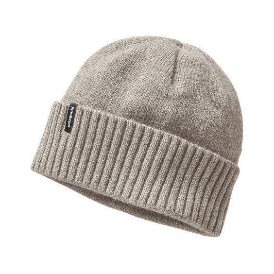 Patagonia Brodeo Beanie - Drifter Grey DFTG
