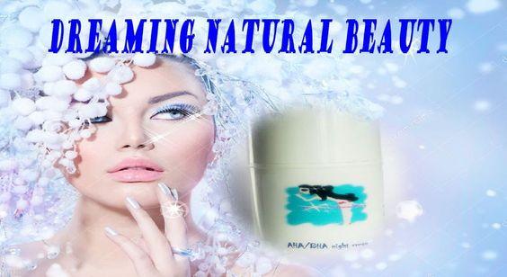 10-30% Glycolic acid AHA+ BHA Anti aging Night Cream with EMU Oil 50 ml #DreamingNaturalBeauty
