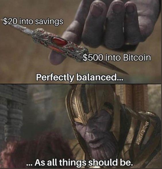 Cryptocurrency Balance