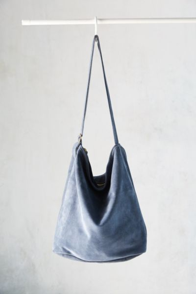 Artemis Suede Shoulder Bag - Urban Outfitters
