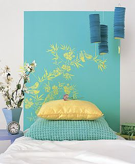 Another canvas.   Courtesy of hgtv blog