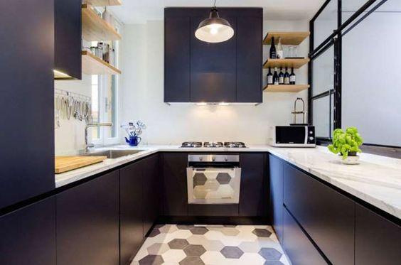 homify / NOMADE ARCHITETTURA E INTERIOR DESIGN: Cozinhas industriais por NOMADE ARCHITETTURA E INTERIOR DESIGN