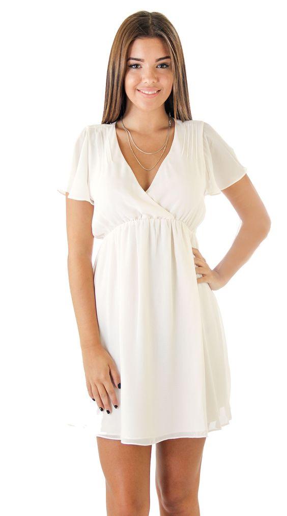 Rose Babydoll Dress