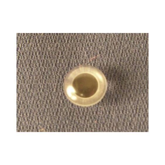Auge weiß von stoffe-tippel auf DaWanda.com