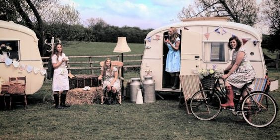 Glamping Inspired Camping at the Cool Camping Website. Click the image for more...