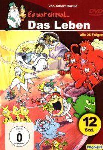 Schuber ES WAR EINMAL ... DAS LEBEN 6 DVDs im Geschenkschuber: Amazon.de: Michel Legrand, Albert Barillé: Filme & TV