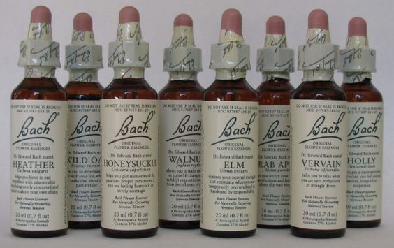 The Original Bach Flower Remedies - Information for Humans and Animals: