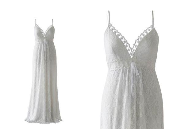 Lili – Brautkleid aus Spitze im Hippie-Stil D-1179 - küss die braut